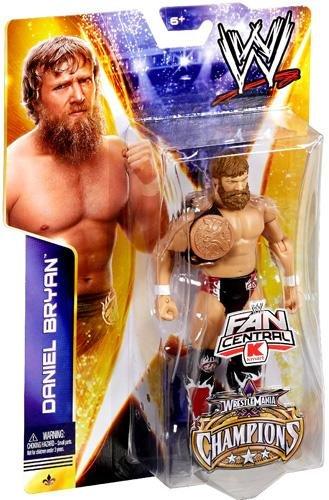 WWE, Basic Series, Wrestlemania 30 Champions Daniel Bryan ...