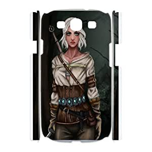 Custom Case The Witcher for Samsung Galaxy S3 I9300 A2P6137727