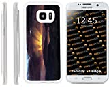 Rikki KnightTM Frederick Edwin Church Art After the Annealing Design Samsung® Galaxy S7 Edge Case Cover (Clear Rubber with front Bumper Protection) for Samsung Galaxy S7 Edge ONLY