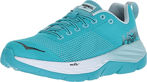 - Hoka One 1019280-BDWH: Women Mach Bluebird/White Sneakers (10 B(M) US)