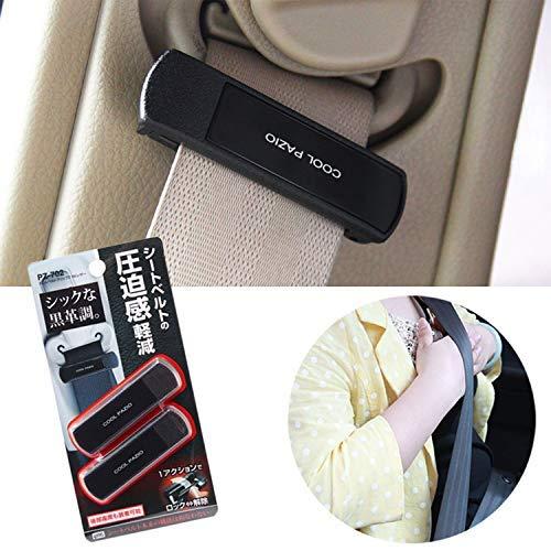 para mejorar la comodidad del coche FancyAuto 2 correas ajustables para cintur/ón de seguridad de coche