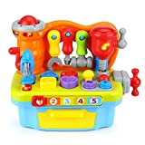 Toyk baby toys Multifunctional music Toolbox Learn Assembly...