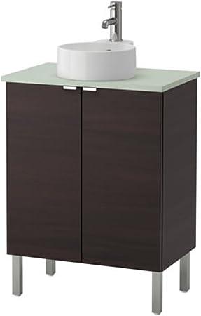 Ikea Lillangen/Viskan/Gutviken - Mueble para Fregadero con 2 ...