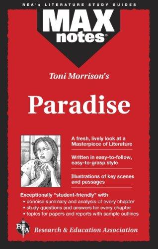 essay morrisons paradise toni