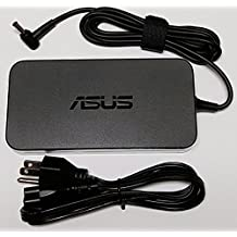 ASUS 19V 6.3A 120W Slim Style Notebook AC Power Adapter for All ASUS GL550, GL551, GL552, GL553, G550, N550, N551, N53, N55, N56, N70, N71 Series Laptops