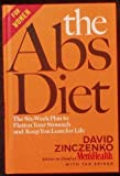 The Abs Diet : The Six-Week Plan to Flatten Your Stomach and Keep You Lean for Life: For Women, Zinczenko, David and Spiker, Ted, 1594863091