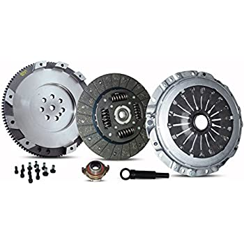 Clutch With Flywheel Conversion Kit Works With Hyundai Tiburon Gt Se Limited Coupe 2003-2008