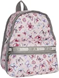 LeSportsac Mini Basic Backpack,Butterfly,One Size, Bags Central