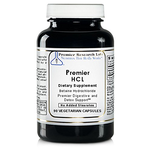 Premier Research Labs HCL V capsules product image