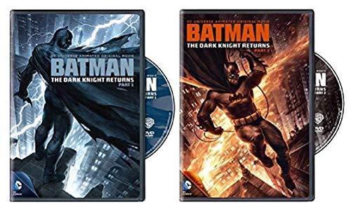 ght Returns DC Comics Part 1 and Part 2 Set (Double Feature) ()