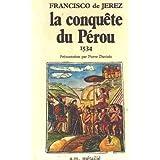 Conquête du Pérou
