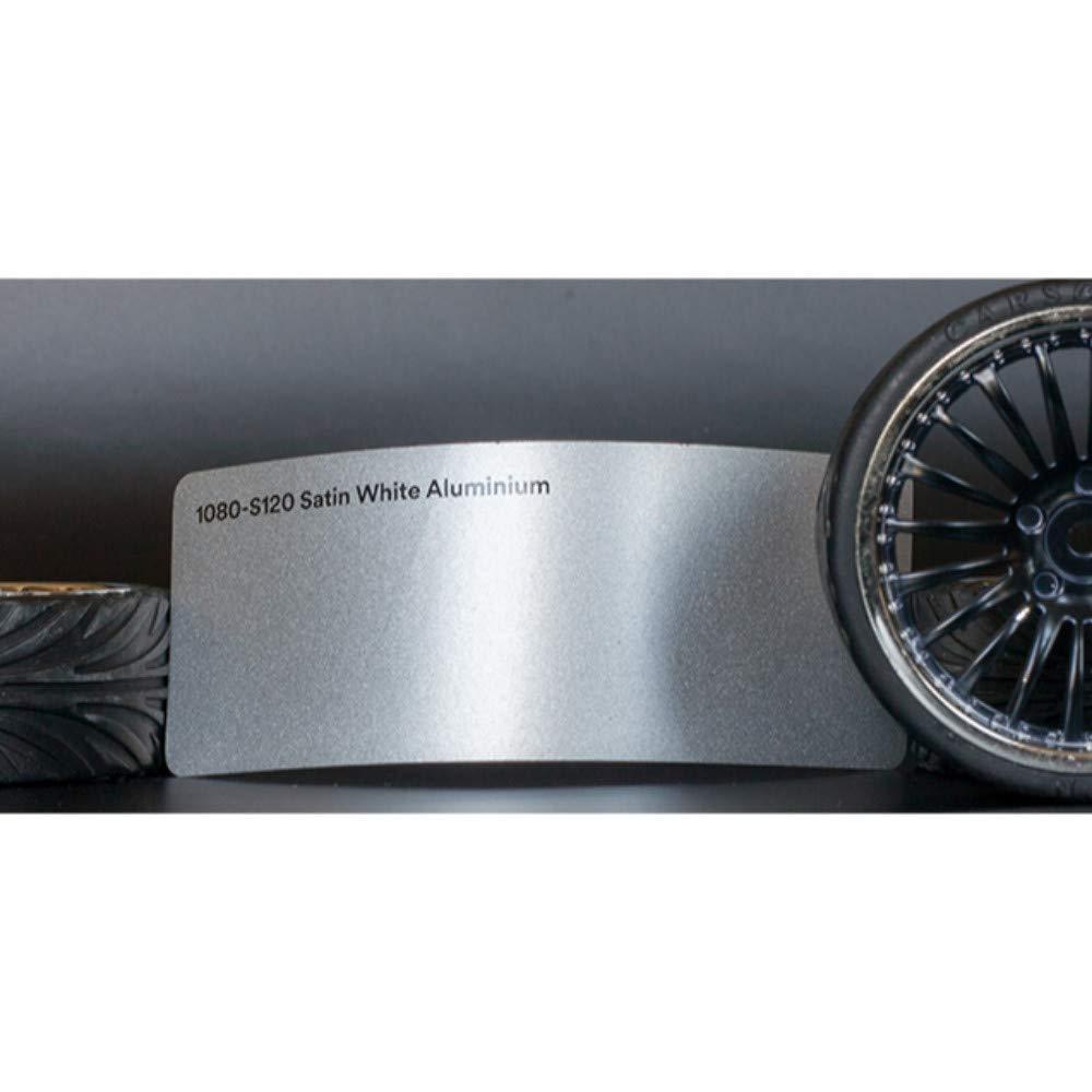 3M 1080 S12 SATIN BLACK 5ft x 6ft Car Wrap Vinyl Film 30 sq//ft