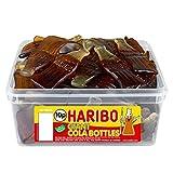 Haribo Giant Cola Bottles (Tub of 60)