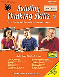 Building Thinking Skills® Level 3 Verbal
