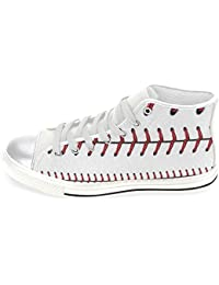 Women's High Top Classic Casual Canvas Fashion Shoes...