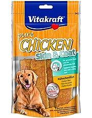 Vitakraft Carne Snack per Cani Pollo con supplementare 70G