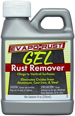 Evapo Rust Remover Removes Stains Surfaces