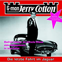 Die letzte Fahrt im Jaguar (Jerry Cotton 5)