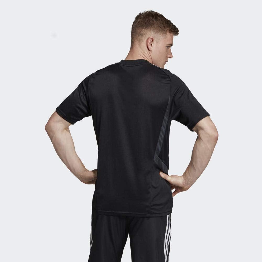 Hombre adidas Juve TR JSY Camiseta
