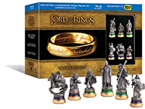 Lord of the Rings Trilogy [Blu-ray]