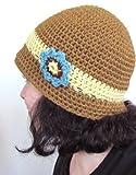 Esther Cloche Hat Crochet Pattern
