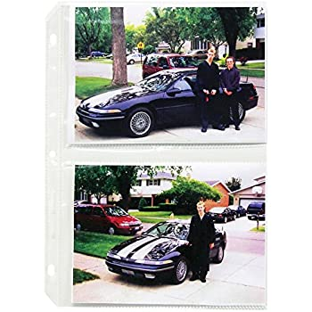 hot sale Collector Safe Photo Sleeve 5x7 Top Loads 25 Pack