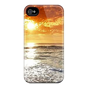 Perfect Foamy Waves At Sunset Cases Covers Skin For Case Iphone 6Plus 5.5inch Cover Phone Cases