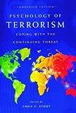 Psychology of Terrorism, , 0275982076
