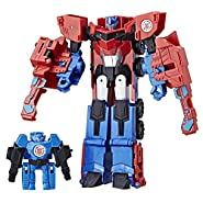 Transformers Tra Rid Activator Combiner Optimus Prime Action Figure