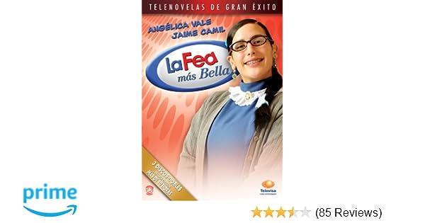 Amazon.com: La Fea Mas Bella: Angelica Vale, Jamie Camil ...