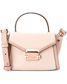 4a21df2778b4 ... Saffiano Leather Mini Hamilton Messenger Bag Crossbody Luggage Brown ·  1.9 out of 5 stars 4 · $242.00 · MICHAEL Michael Kors Whitney Mini Messenger