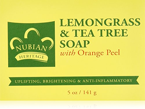 Nubian Heritage Soap Lemongrass Ounce