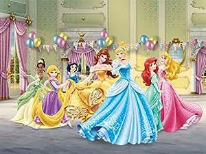 Diseño AG FTDNxxl5033 papel pintado para pared-partes fotomurales papel pintado para princesas Disney
