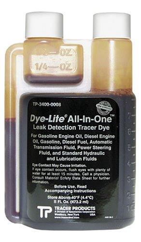 Spectronics Corp / Tracer TP34000008 Dye-Lite All-In-One Full Spectrum Oil Dye
