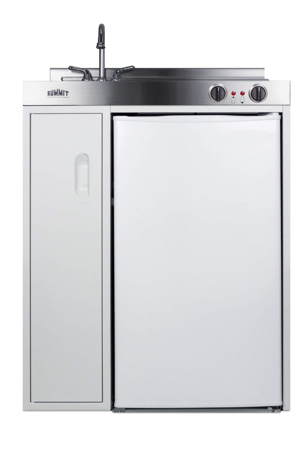 All In One Kitchenette Units.Amazon Com Summit C30el 30 Inch Wide All In One Kitchen Unit