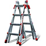 Little Giant 17-Foot Velocity Multi-Use Ladder, 300-Pound Duty Rating, 15417-303