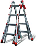 Little Giant 17-Foot Velocity Multi-Use Ladder, 300-Pound Duty Rating, 15417-001