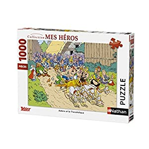 Nathan Puzzle Asterix E La Transitalique 1000 Pezzi 87559