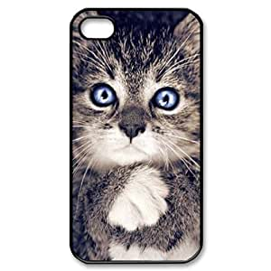 Cats Custom Cover Case for Iphone 4,4S,diy phone case ygtg-305062
