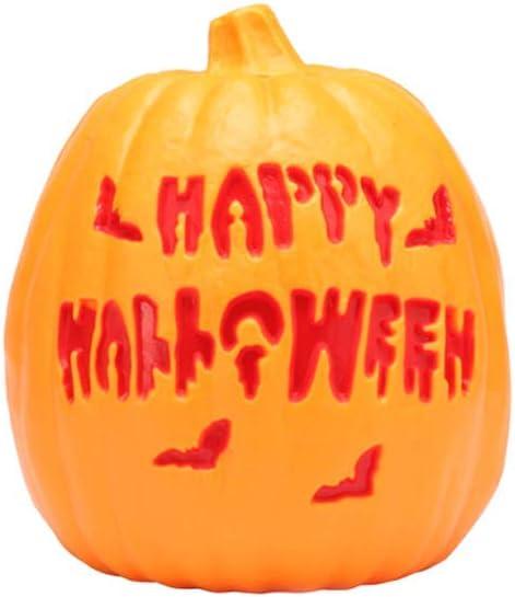 QWhing Festival máscara de Halloween calabaza luces fantasma ...
