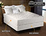 "Product review for Legacy Medium Firm Full Size (54""x75""x7"") Mattress and Box Spring Set - Fully assembled, Orthopedic, Good back support, Sleep System with Enhance Support and Longlasting by Dream Solutions USA"
