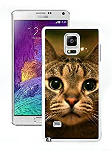 Personalize offerings Christmas Cat White Samsung Galaxy Note 4 Case 12