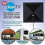 Clear TV Indoor HD Antenna