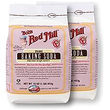 Baking Soda, Gluten Free 2/16oz Bob's Red Mill