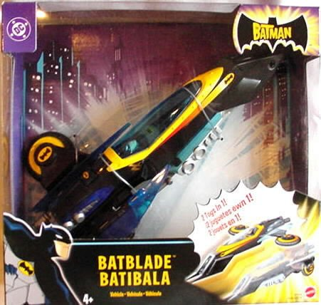 DC  Batman  Batblade