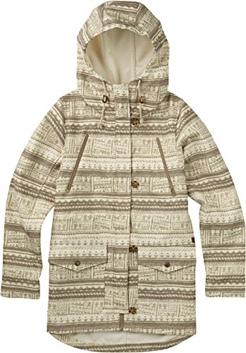 Burton Soteil Softshell Jacket - Women's Aztek Print Small