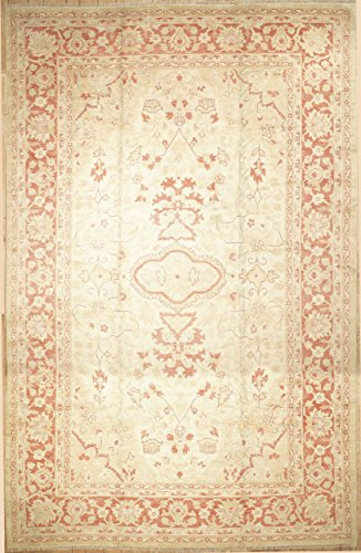 Amazon Com 12 10 X 20 0 Ushak Design New Area Rug With Natural