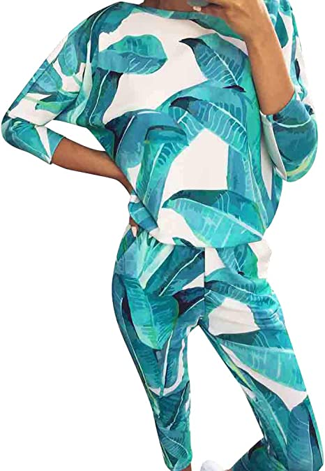 DICPOLIA Women Suits Conjunto de chándal para Mujer, Manga Larga ...