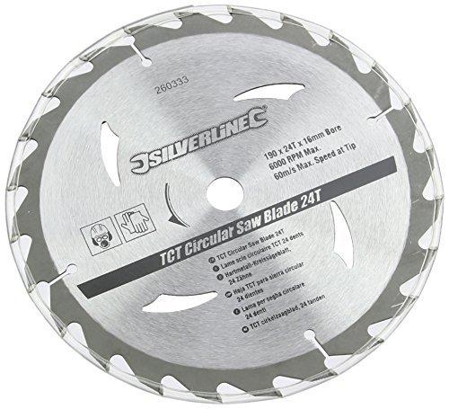 Silverline Circular Saw - 9