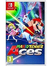 Mario Tennis Aces - Import anglais, jouable en français